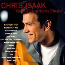 Isaak, Chris - San Francisco Days  Blues und Pop