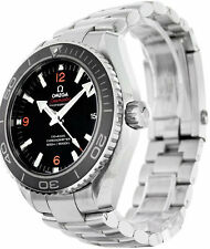 Omega 232.30.46.21.01.003 Seamaster Planet Ocean Men's 45.5 MM Watch New