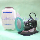 Silver Star ES-300 Gravity Feed Industrial Electric Steam Iron Set