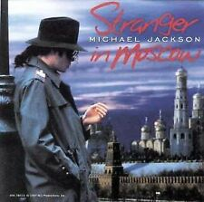 Michael Jackson Stranger in Moscow CD Single
