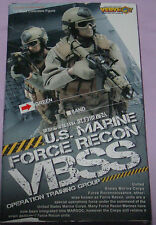 1/6 Very Hot Toys VHT US Marine Force Recon VBSS Operation (Olive Drab) (NIB)
