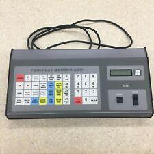 Trans-Lux Fair-Play MP-6E Scoreboard Controller - Football/Basketball