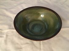 Mud Bucket Pottery Bowl Green