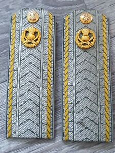 Ukrainian  State Police Military Uniform Epaulettes