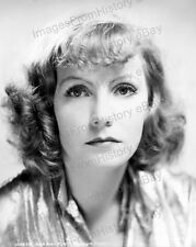 8x10 Print Greta Garbo Beautiful Studio Portrait #GG23