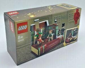 Lego Seasonal - Hommage an Charles Dickens Christmas Carol (40410) NEU & OVP