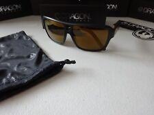 Dragon The Jam Matte Black Copper Ion Sunglasses NIB