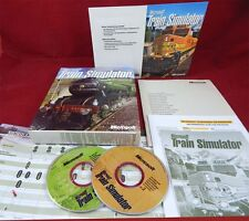 Microsoft train simulator-Microsoft 2001