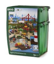 BRIO Railway World Deluxe Set 33766