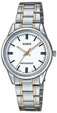 Casio Women's Ltp-v005sg-7a Gold Tone Stainless Steel Analog Watch