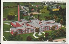 LINCOLN HIGH SCHOOL - DES MOINES, IOWA