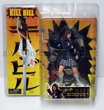 Kill Bill Gogo Yubari Series 1 Action Figure 2004 NECA Reel Toys Tarantino