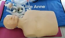 Laerdal Little Anne CPR EMS Adult Training Manikin Skill trainer with Bag