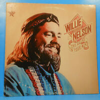 WILLIE NELSON THE SOUND IN YOUR MIND LP 1976 ORIGINAL GREAT CONDITION! VG+/VG+!!
