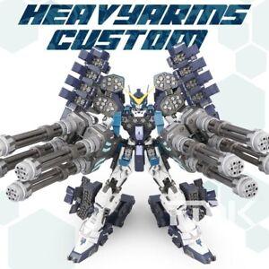 Gundam Heavy Arms Custom IGEL MG 1/100 Super Nova XXXG-01H2 endless Waltz gunpla