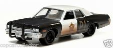 Greenlight 1/64 Blues Brothers Bluesmobile Dodge Monaco - Hollywood Series