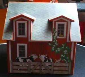 Playmobil Bauernhof zum Mitnehmen - gebraucht - TOP