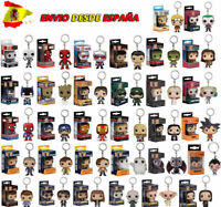 Llavero Funko POP Pocket Keychain Figura Once Eleven Groot Harley Quinn - España