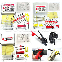 Bicycle Hydraulic AVID Disc Brake Bleed Formula DODE JUICY HAYES ELIXIR Kit Tool