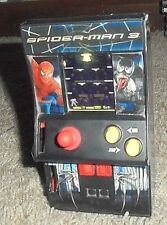 Spider Man Electronic Game Vintage Hand Held Arcade Game Nice Clean Working Cond