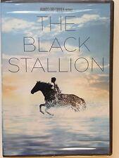 NEW/SEALED - The Black Stallion (DVD, 1997,