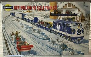 ATHEARN HO New Holland Train Set