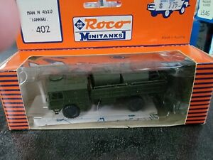 ROCO Minitanks,Tank  truck,Made in Austria