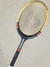 Vintage Donnay Wimbledon Racket racquet 38c59a8436f9c