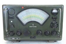 Siemens Funk 745 E305 Rainbow Receiver 1,5-30 Mc/s