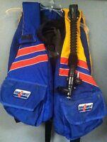 Sea Quest Scuba Diving Adult Regular Size Vest **USED**