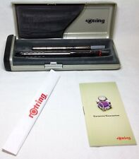 Rotring JAZZ Roller Ball Pen Silver New In Box Product #47778