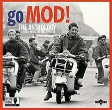 GO MOD! THE ANTHOLOGY Various Artists NEW & SEALED 2X LP Vinyl (CHARLY) R&B SOUL