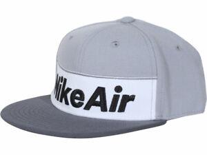 Nike Air Flat Brim Baseball Cap Toddler/Little Kid's Adjustable Snapback Hat