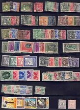 ZANZIBAR Stamp Collection in Stock Book page Mint&Used Lot