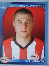 Panini 433  Danny Koevermans PSV Eindhoven UEFA CL 2008/09
