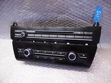 2012 BMW 5 Series 520d F10 Riscaldatore Climatizzatore CD ANTERIORE