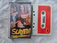 CASSETTE SLADE SLAYED polydor 3170 094 German issue
