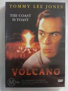 VOLCANO 1997 DVD Action Thriller Tommy Lee Jones