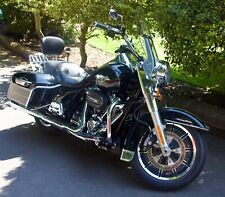 Harley Davidson Road King 2017, 107, stage 1, low miles, extras.