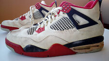 Air Jordan IV - 4S - Fire Red - 1989