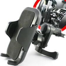 scozzi® 360° KFZ Lüftungs-Halterung universal Handy Smartphone Navi Halter Auto
