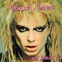 Michael Monroe - Not Fakin It [CD]