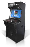 "32"" ""Pro"" Xtension Arcade Cabinet For The X-Arcade Tankstick"