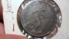 Better Date 1891 Great Britain Copper Half Penny 918A9