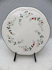 "Pfaltzgraff Winterberry pattern - one cheese plate/tray - 8 3/4"" - EUC"
