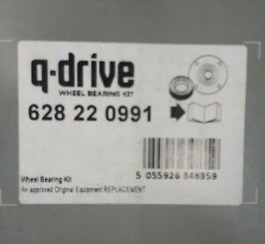 Wheel Bearing Kit - Mercedes Sprinter, VW Crafter -Q-Drive628220991