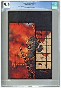 TMNT The Last Ronin #1 CGC 9.6 One Stop Shop Edition E Variant Mason Virgin