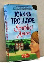 SEMPLICI AMORI - J. Trollope [Libro, SuperPocket]