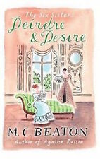 M C BEATON __ DEIRDRE & DESIRE __ BRAND NEW __ FREEPOST UK