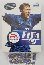 FIFA 99 PC CD-ROM BIG BOX  NUOVO SIGILLATO - NEW SEALED RARO RARE